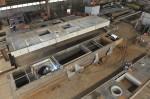 Производственная база КХМ-2. Изготовление крыши экстрактора фосфорной кислоты для АО ФосАгро-Череповец
