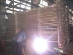 Производственная база. Изготовление пароперегревателя БК-405684
