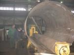 Производственная база. Изготовление газоходов