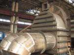 Производственная база. Изготовление бака нагрева для ОАО Аммофос